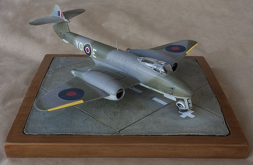 Gloster meteor F1
