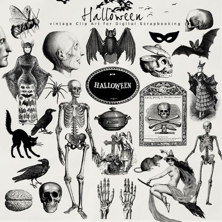 DIY - Free halloween printables (Source : http://farfarhill.blogspot.nl/2012/08/today-i-want-present-to-you-new-kit-of.html) # Halloween