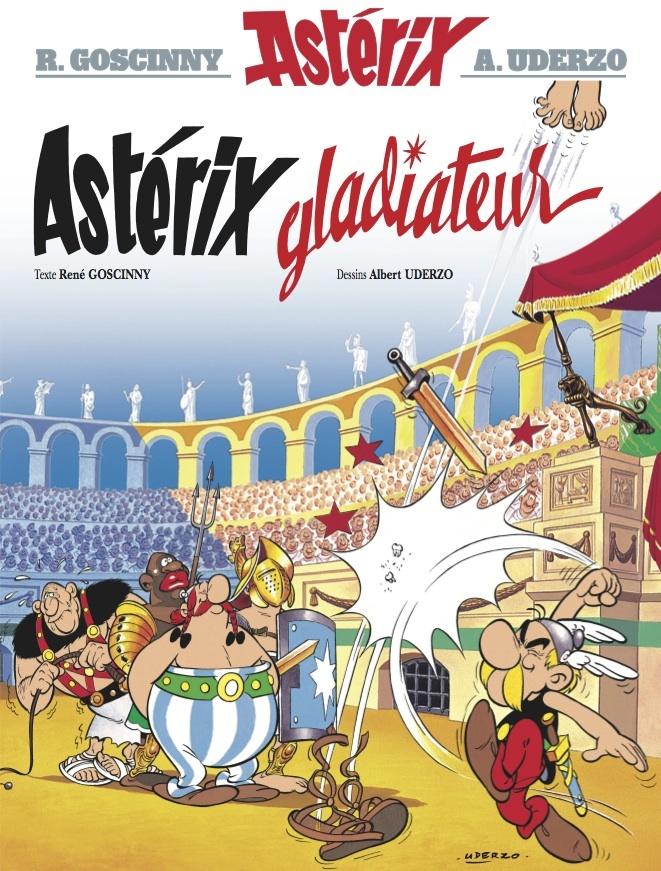 Astérix Gladiateur (4)