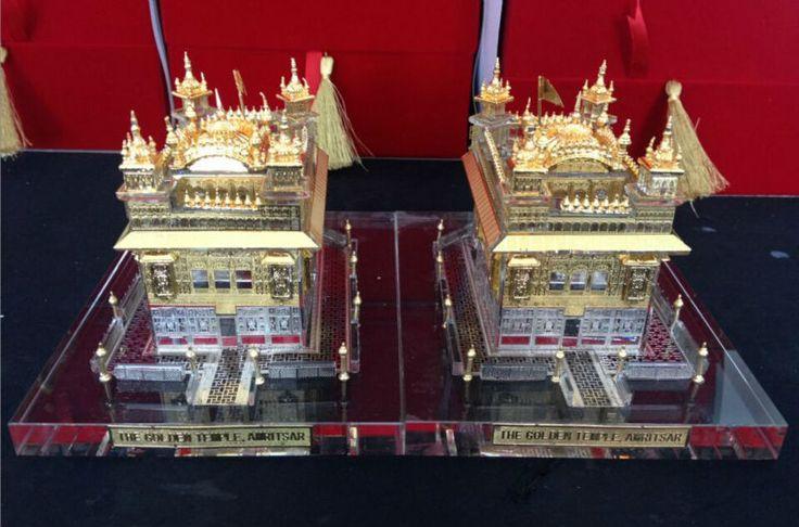 Cam'dan Tapınak Maket Yapımı :)