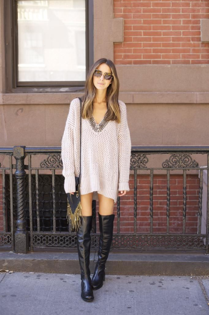 15 Best Oversized Sweater Outfit Images On Pinterest