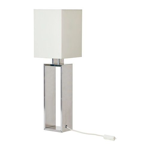 TORSBO Table lamp IKEA You can create a soft, cosy atmosphere in your home with a textile shade that spreads a diffused and decorative light.
