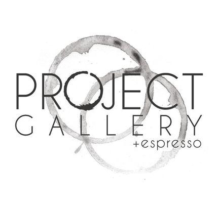 FIDM Graphic Design Alumna is owner of PROJECT Gallery + Espresso, designed her own logo & branding