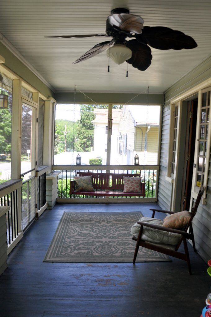screened in front porches pictures - Google Search
