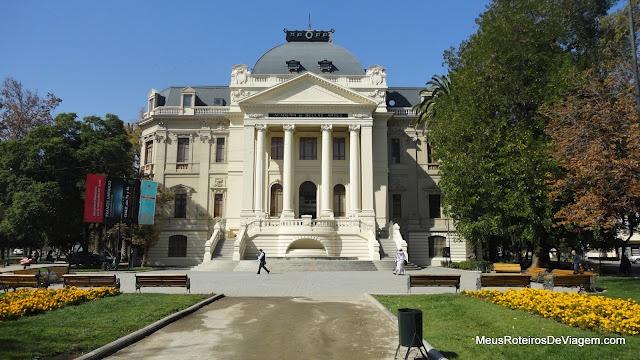 Museu de Arte Contemporânea @ Santiago, Chile