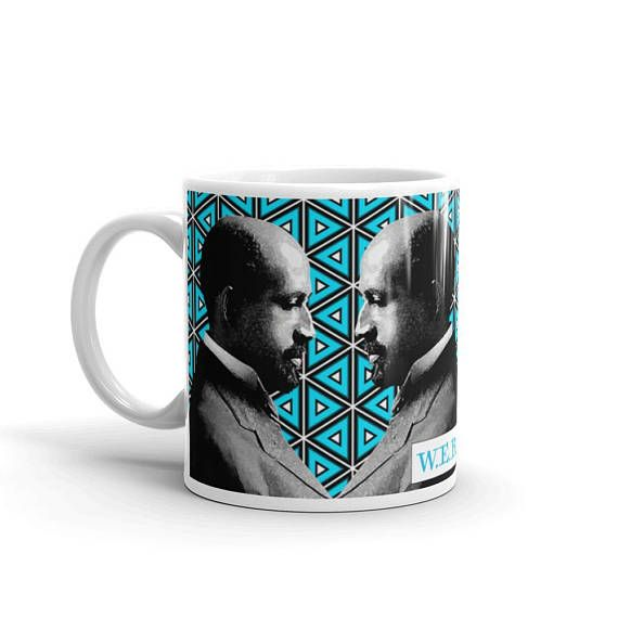 WEB DuBois is a noteworthy black leader. Not to mention, an American sociologist, historian, civil rights activist, founder of the NAACP, Pan-Africanist, author, writer and editor. You may be most familiar with his work Souls of Black Folk. Now hes the face of your favorite coffee mug.