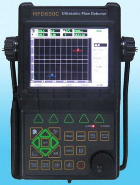 Portable Ultrasonic Flaw Detector MFD650C