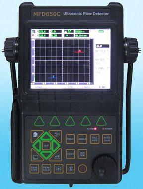 Portable Ultrasonic Flaw Detector MFD650C