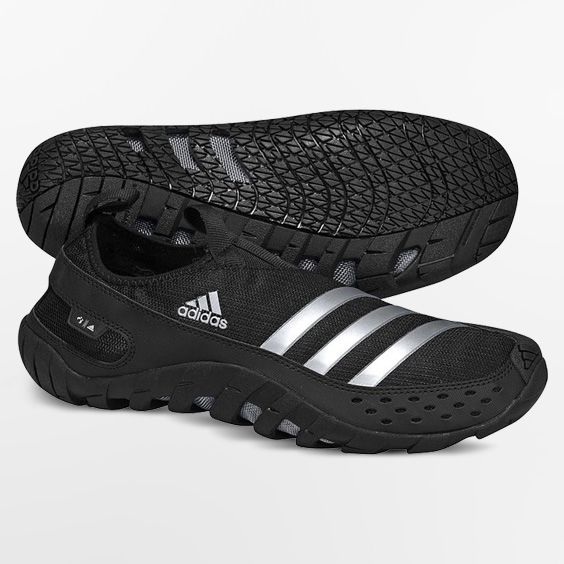 The Men S Adidas Jawpaw Water Shoes Deliver Breathable Quick Drying Support Extra Protection In Vulnerable Toe Area And Sticky Traction For Maximum