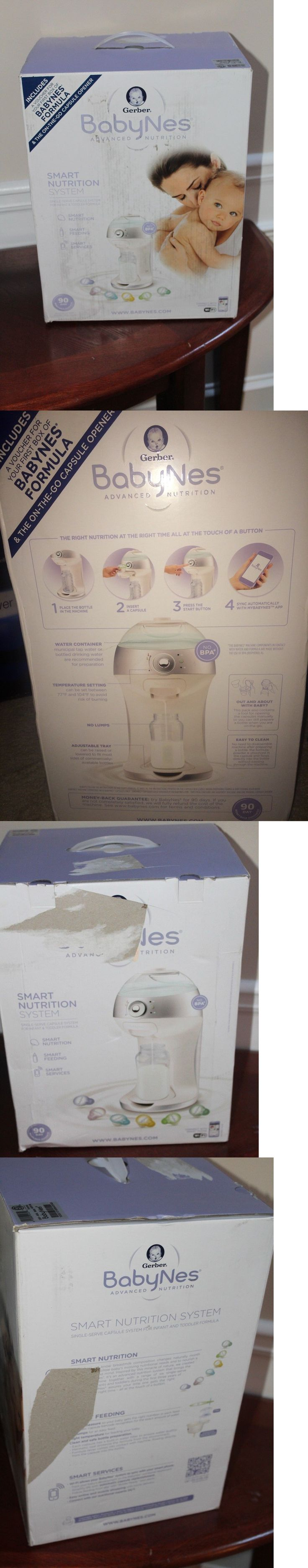 Formula Dispensers 184347: Gerber Babynes Baby Formula Dispenser With Wifi Connect With Smart Phone -> BUY IT NOW ONLY: $130 on eBay!