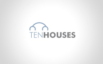 $200 Logo Ten Houses