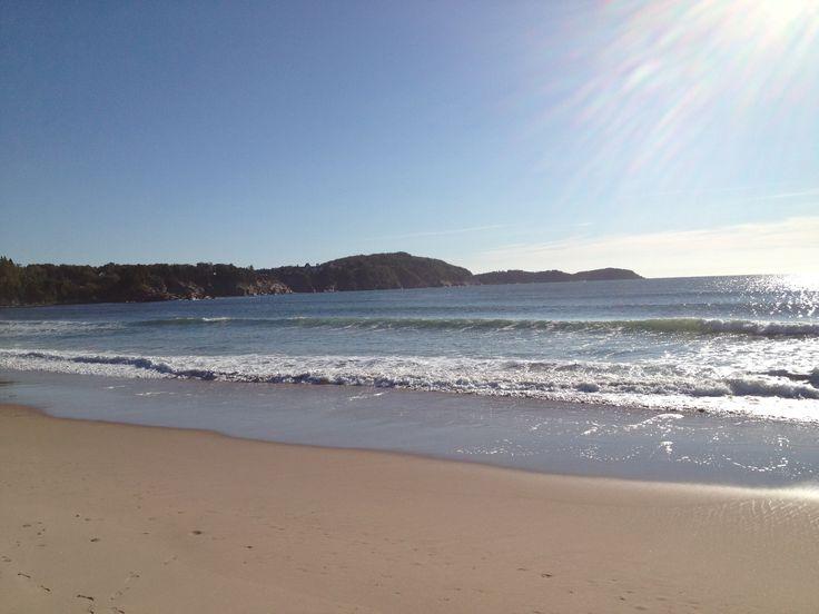 Gorgeous morning on Ingonish Beach! #IngonishBeach #capebretonfavs