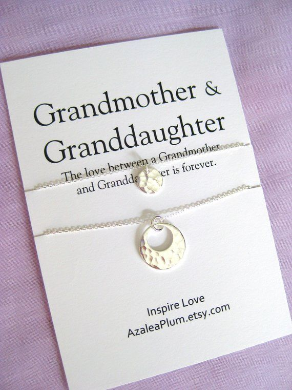 80th Birthday GIFT Jewelry Grandma Gifts Gift Ideas For Sterling Silver