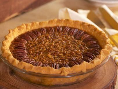 "Pecan Pie (Gigi's Thanksgiving) - Nancy Fuller, ""Farmhouse Rules"" on the Food Network."