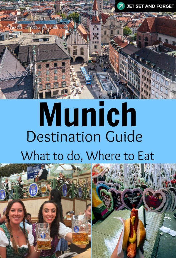 This guide gives you everything you need to know about Munich: how to get around, costs, what to see, where and what to eat, and even some pro tips!
