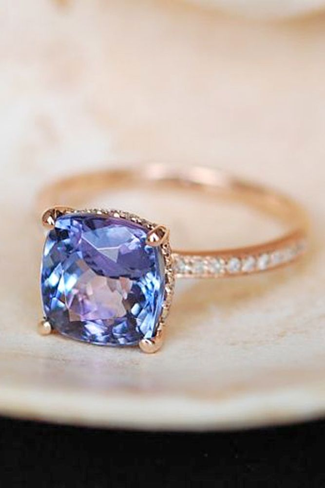 Best 25 Gemstone engagement rings ideas on Pinterest Oval
