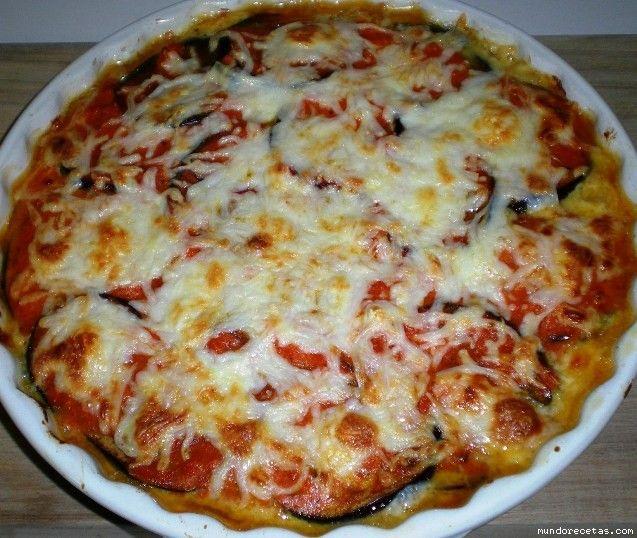 Receta de Parmesana de berengenas (tradicional)