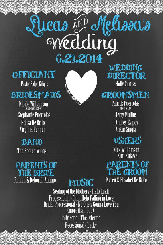 Best 25+ Wedding programs simple ideas on Pinterest Wedding - how to design wedding program template