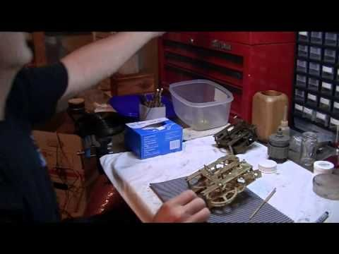 Antique Clock Repair - Pocket Full of Time - 281-755-4377 Cool, informative, helpful. Great and easy to understand things to help maintain antique clocks like grandfathers clocks~!