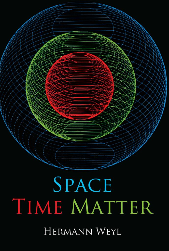 Space, Time, Matter by Hermann Weyl  'A classic of physics ... the first systematic presentation of Einstein's theory of relativity.' — British Journal for Philosophy and Science. Long one of the standard texts in the field, this excellent introduction probes deeply into Euclidean space, Riemann's space, Einstein's general relativity, gravitational waves and energy, and laws of conservation.