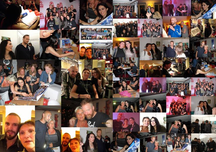 WITHIN TEMPTATION and Marians moments in 2014
