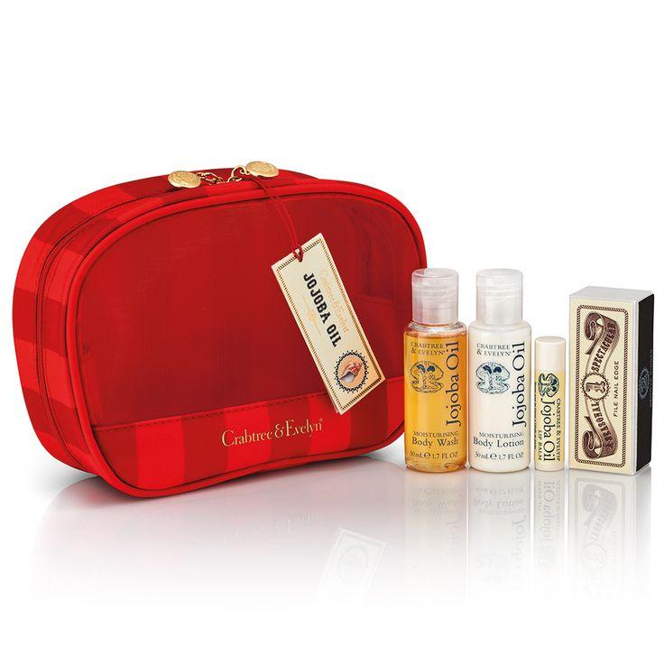 Set Jojoba Oil #seturi #cosmetice #cadouri #cadourifemei #crabtreeevelyn