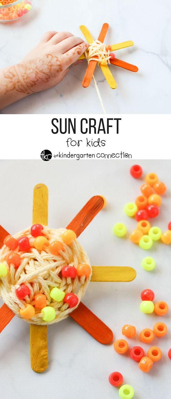 Easy spring crafts for seniors - 25 Best Ideas About Sun Crafts On Pinterest Weather Crafts Preschool Sun Paper And Weather Crafts