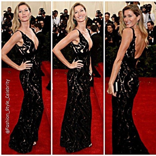FASHION FROM #MetGala #2014#giselebundchen #fashion #style #stylish #lookbook #celebrity #elegant #omg #eyebrows #gown #dress #redcarpet #beige #colour #chic #classy #celebritystyle #vs #victoriassecret #victoriassecretangel #angel #makeup #blonde #metgala2014 #ootd #outfit... - Celebrity Fashion