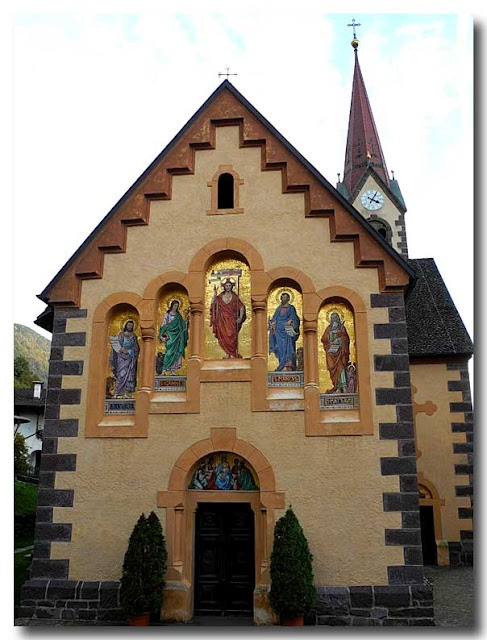 church in bolzano!