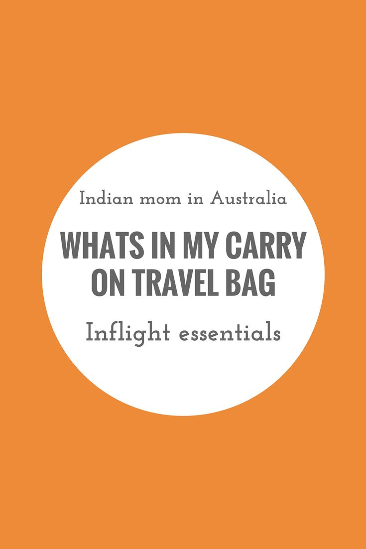 Whats in my carry on travel✈️ bag 2017 lInflight Essentials II Purse organiser/organised mom