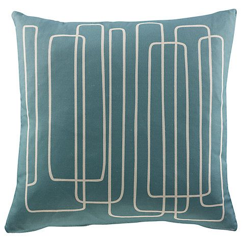 Buy G Plan Vintage Scatter Cushion, Loopy Lines Online at johnlewis.com