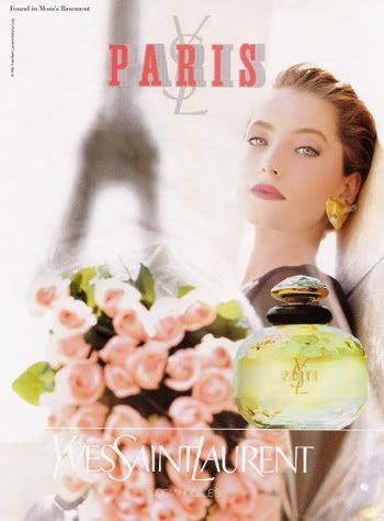 PARIS ~ YSL perfume