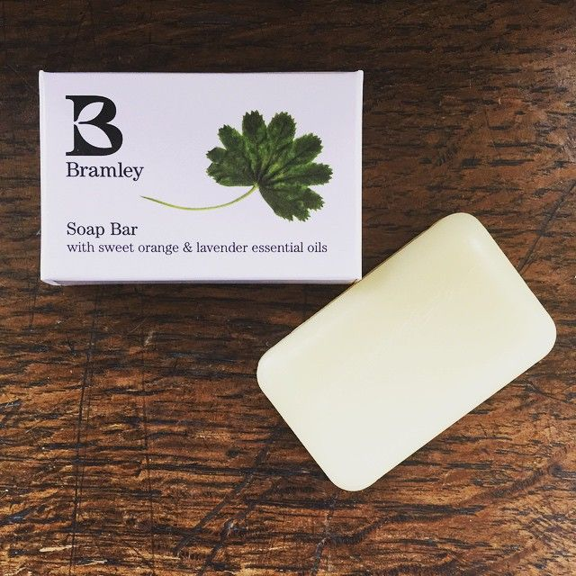 Yay! Our new mini soap bar has arrived and it smells divine. Look out for it in some of our favourite pub rooms. #naturalbeauty #soap #bramley #crabandboar