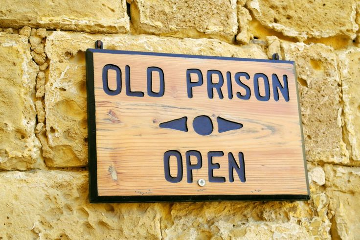 #Victoria #Gozo #Malta #old #prison #open