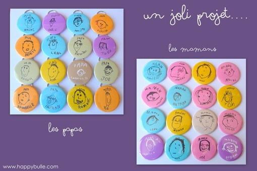 Un joli projet... - Transformez les dessins de vos enfants!!