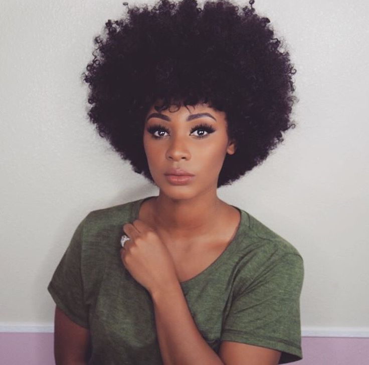 Astonishing 25 Best Ideas About Natural Afro Hairstyles On Pinterest Afro Hairstyles For Women Draintrainus
