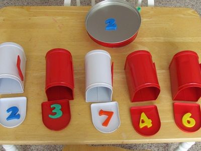preschool mailbox mailboxes and magnets for preschool play math 165
