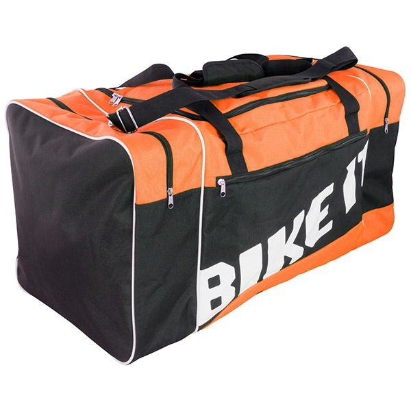 Pack your bag, it's time to go riding Bike It Medium Kit Bag - Bike It Medium Kit Bag Featuring a whopping 90L capacity these stylish kit bags will easily accommodate all your riding kit. There is a huge main storage compartment with two zipped end compartments and an external front pocket. The shoulder straps and carry handles offer the user two different... - http://superbike-news.co.uk/wordpress/pack-bag-time-go-riding-bike-medium-kit-bag/