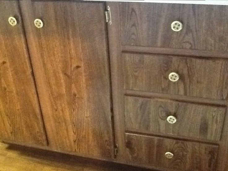 1000 ideas about cheap cabinets on pinterest cheap peeling off particle board covering fabulously finished