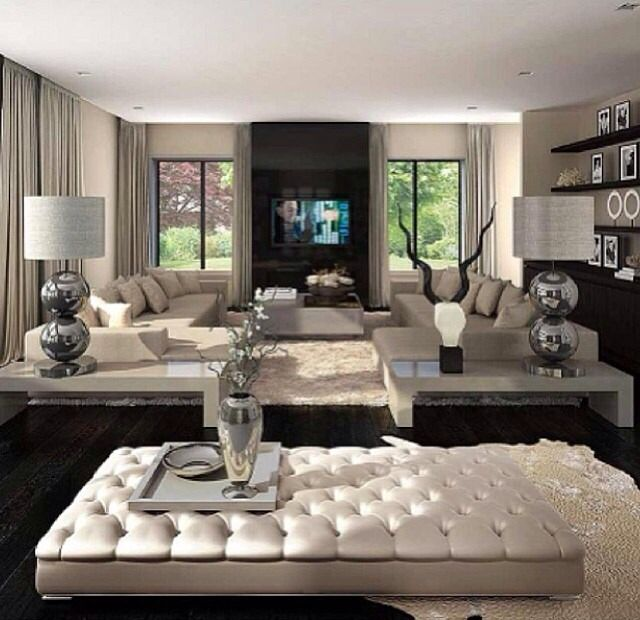 Nice living room | Future Home Ideas | Pinterest