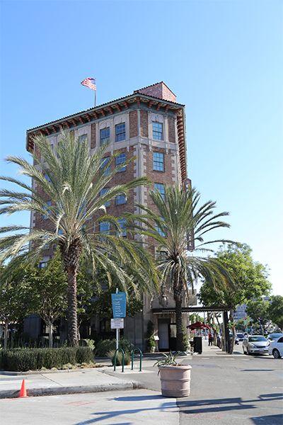 The Culver Hotel in Culver City, California. #wedding #venue #losangeles