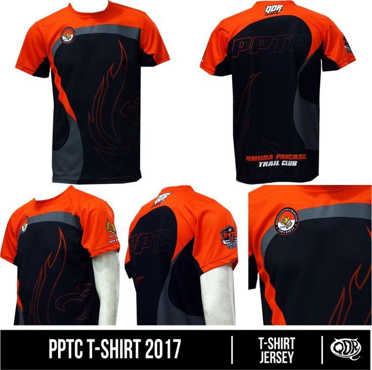 t-shirt pptc 2017 Bahan: DRY-FIT printing: sublimasi  Mau pesan Jersey Community seperti diatas? Bisa Hubungi: BBM D5443117 Qdr online shop WA/LINE 081222970120
