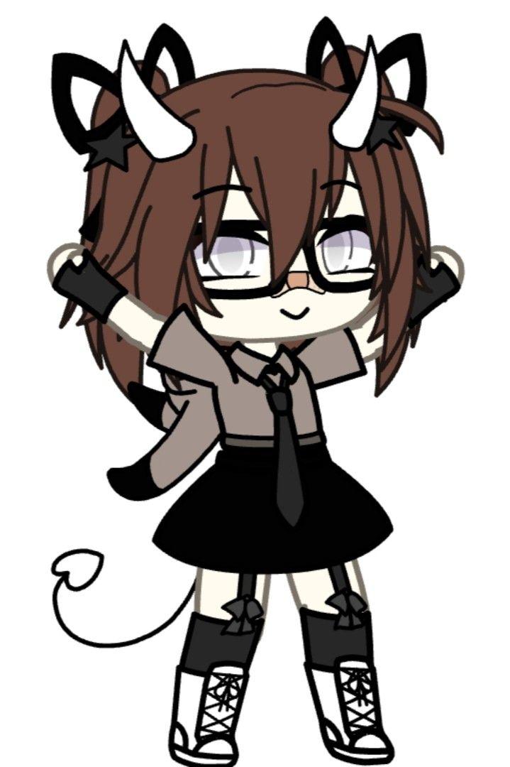 It Is So Cool Cute Anime Character Girls Cartoon Art Cute Anime Chibi