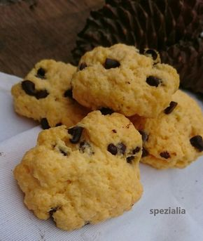 Spezialia: Galletas de chocolate en microondas