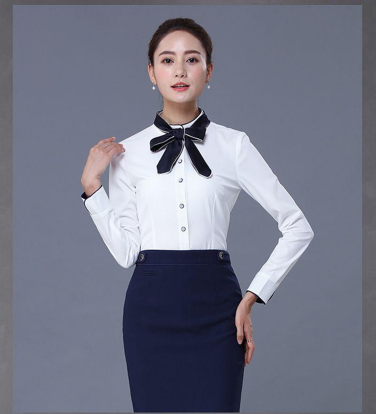 17 best ideas about uniform design on pinterest ladies for Office design uniform
