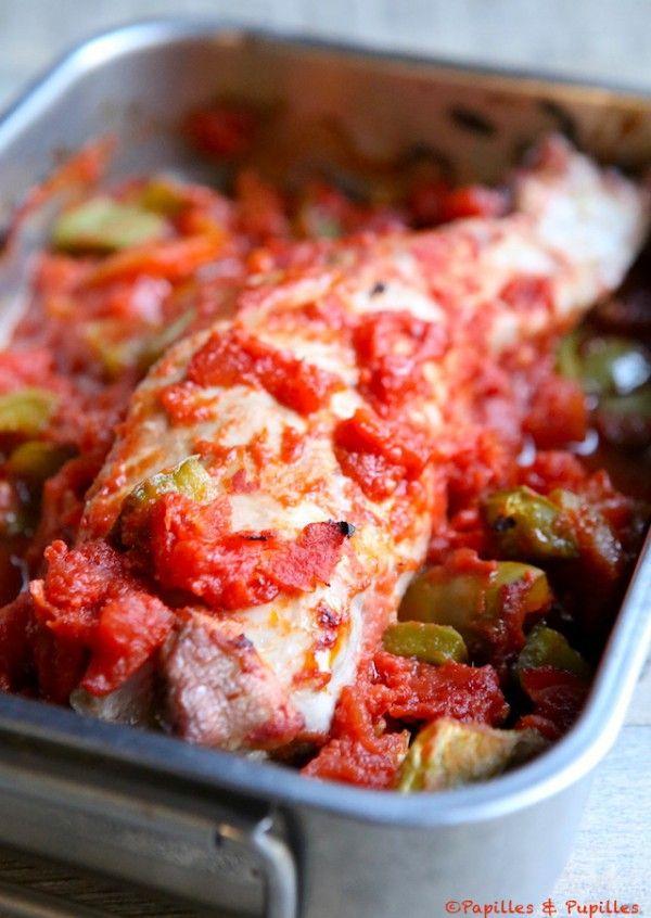 Filet Mignon aux saveurs ibériques (tomates chorizo poivrons)