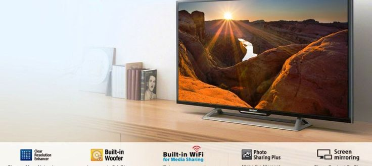 FHD Sony BRAVIA KLV 40R562C 40 Inch Smart LED TV Features