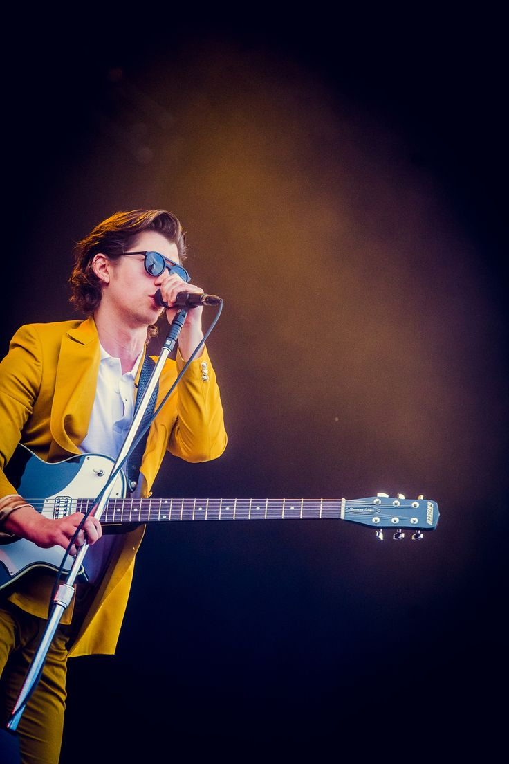The Last Shadow Puppets @ Rock Werchter Festival, Belgium, 3 july 2016