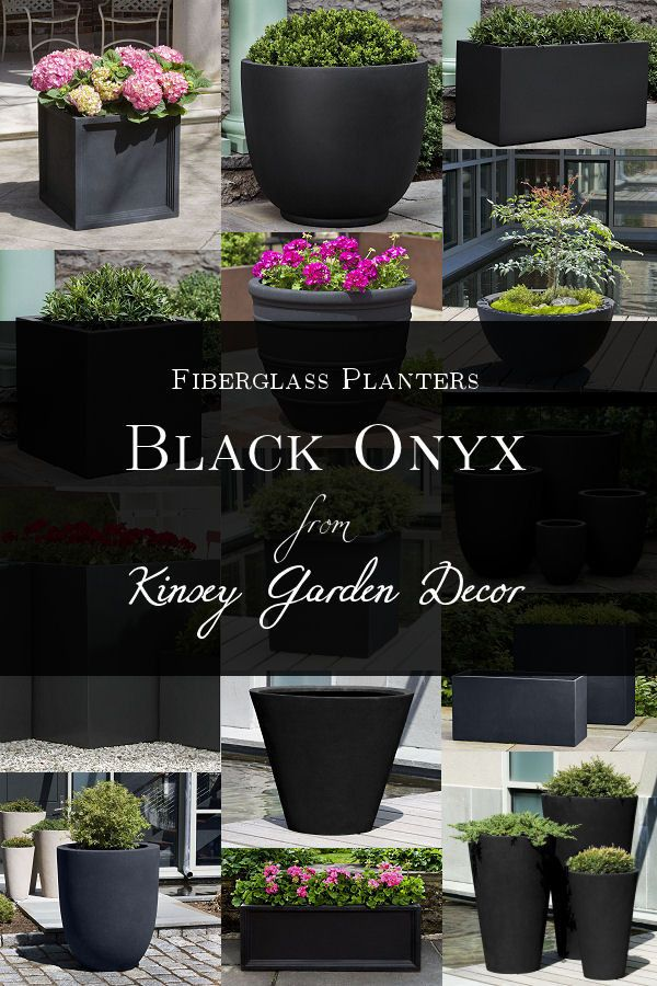 Lightweight Plant Pots For Indoor Or Outdoor Container Gardening