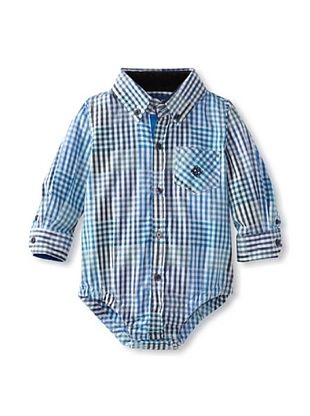 61% OFF Andy & Evan Baby Check Please Shirtzie (Bright Blue)